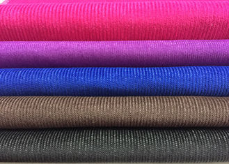 China 14W 16W 23W Courful Soft T/C Spandex Corduroy , Blue Red Purple factory