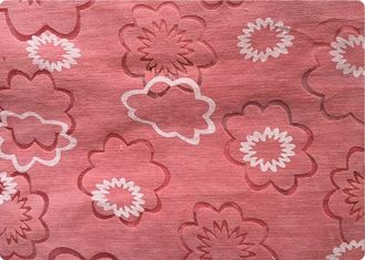 China Garment / Sofa / Shirt Custom Printed Fabrics Floral Apparel Fabric factory