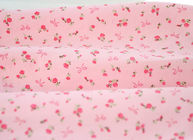 Soft Floral Stretch Corduroy Fabric Cloth For Baby Children supplier