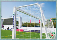 Rust Protection Soccer Field Equipment Removable Soccer Wing 11 Man Soccer Goal Post supplier