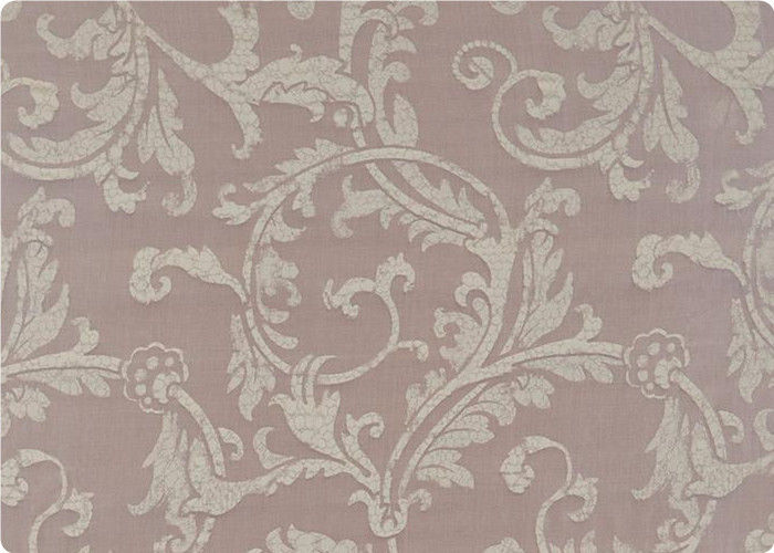 100% Cotton Jacquard Upholstery Fabric Luxury Curtain Fabric