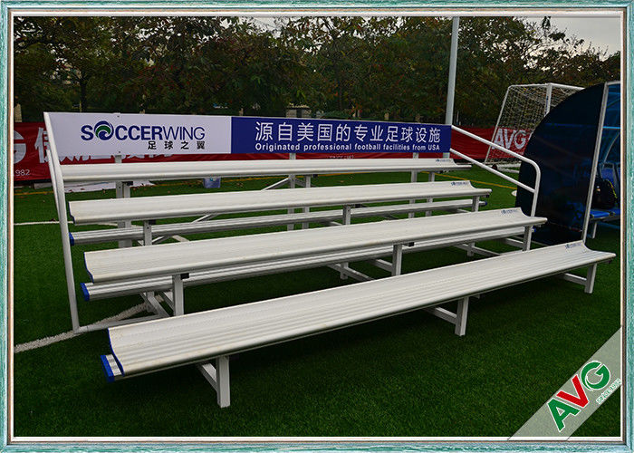 Fire - Resistant Automatic Retractable Bleacher Seating For Multi - Purpose supplier