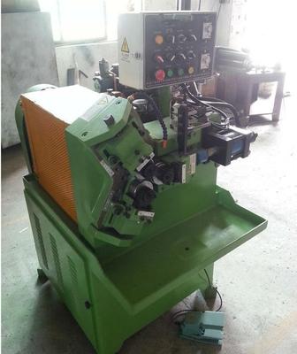 60 r/min Spindle Speed Rebar Metal Forming Machine , 16mm - 40mm Rebar Diameter