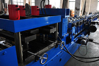 1.2mm - 3.5mm Thickness C Z Purlin Roll Forming Machine For Q195 - 235 / Hot-Zinc Coil